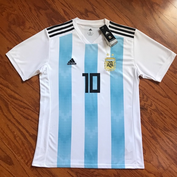 more photos 6991b 7015c NWT World Cup 2018 Argentina Messi Jersey NWT